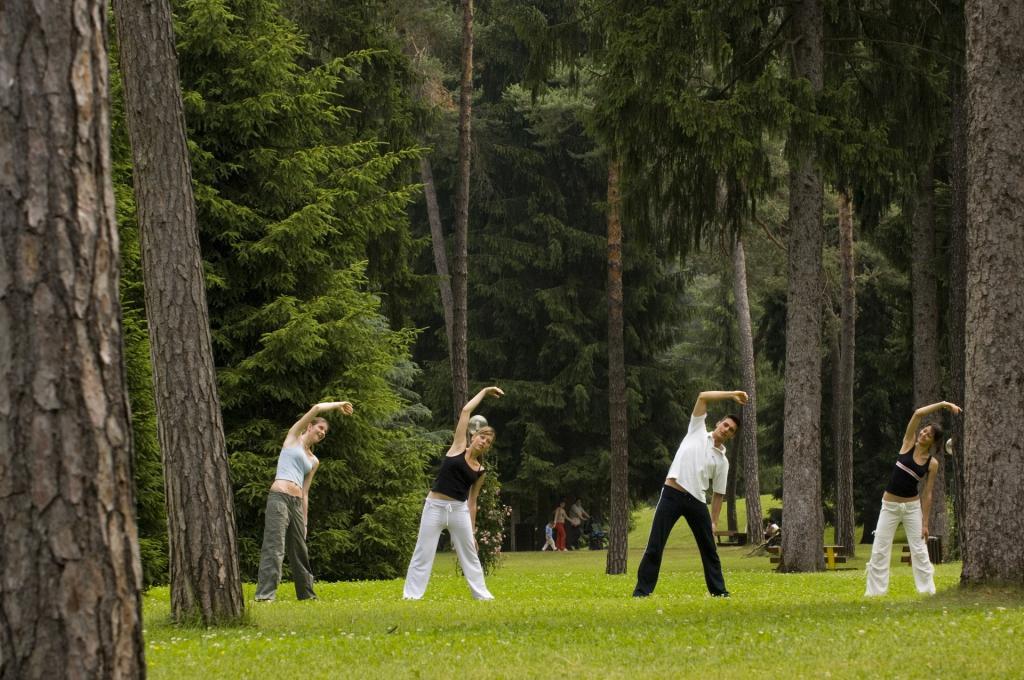 5 modi per stare bene nella natura a Comano