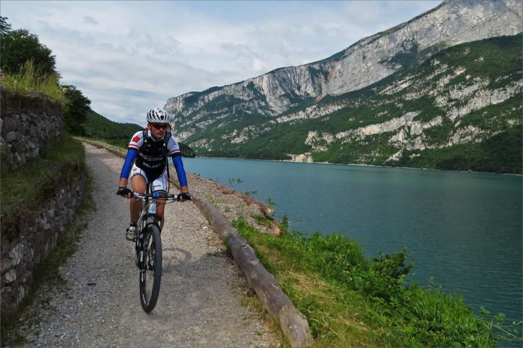 The Comano Valley: your Alpine mountain biking paradise