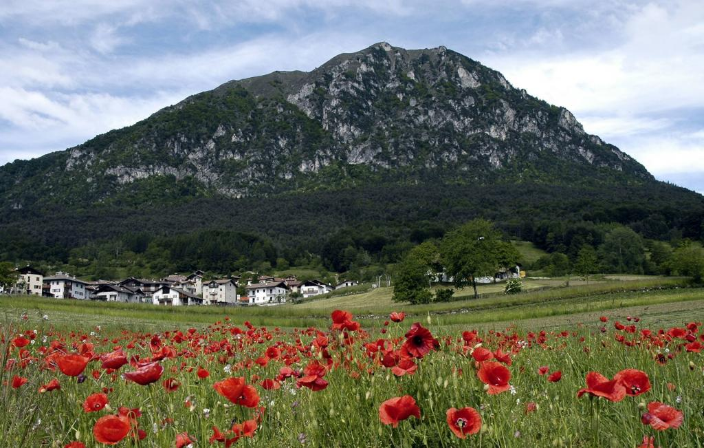<b>The charm of our quiet,</b> unspoiled mountain villages