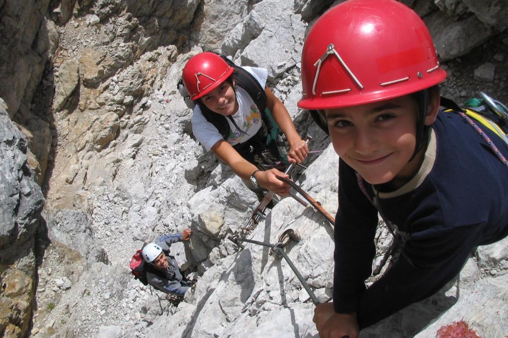 Corsi di arrampicata, diventare come ragnetti