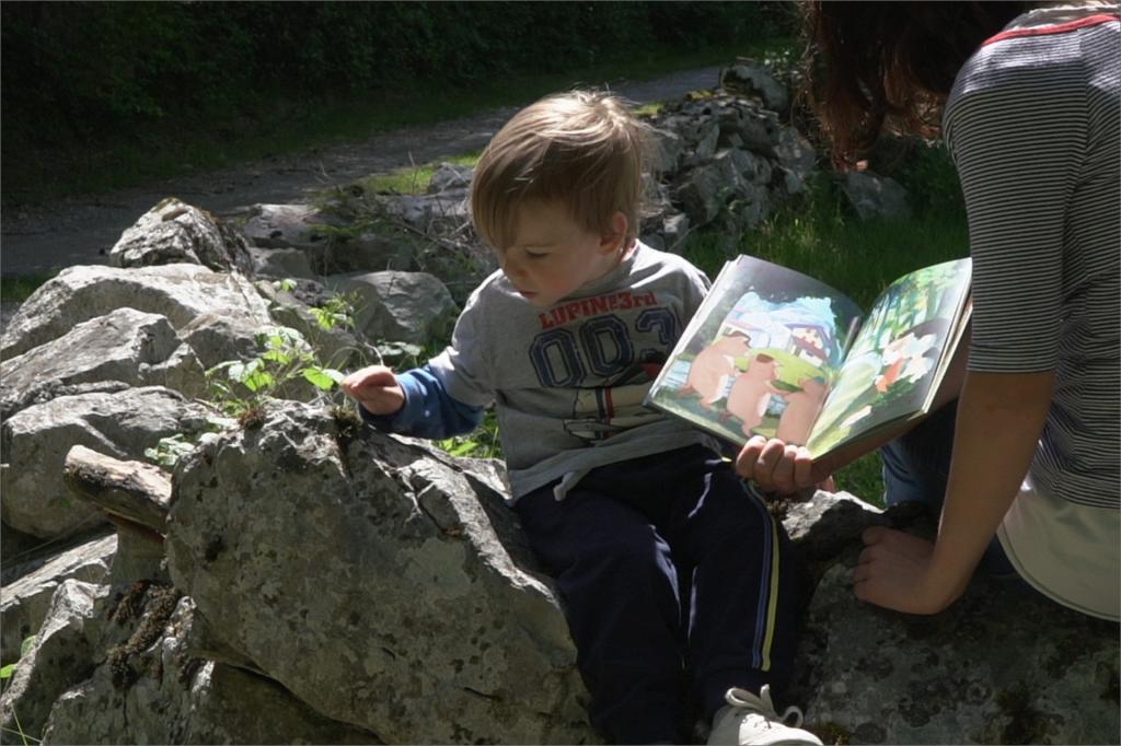 Passeggiate per i bambini nella valle di Comano