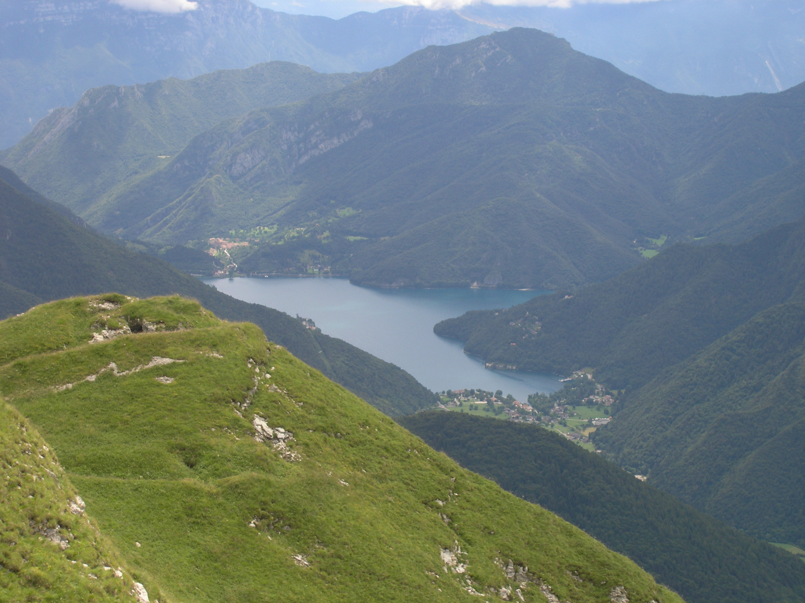 Tour in Mtb Terme di Comano