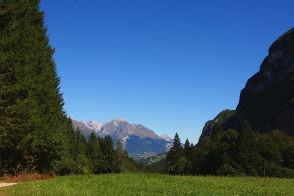 Trentino nascosto juzaphoto for Ponte sul davanti della casa